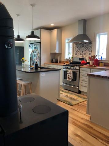 Winooski Vermont Duplex Home Remodel