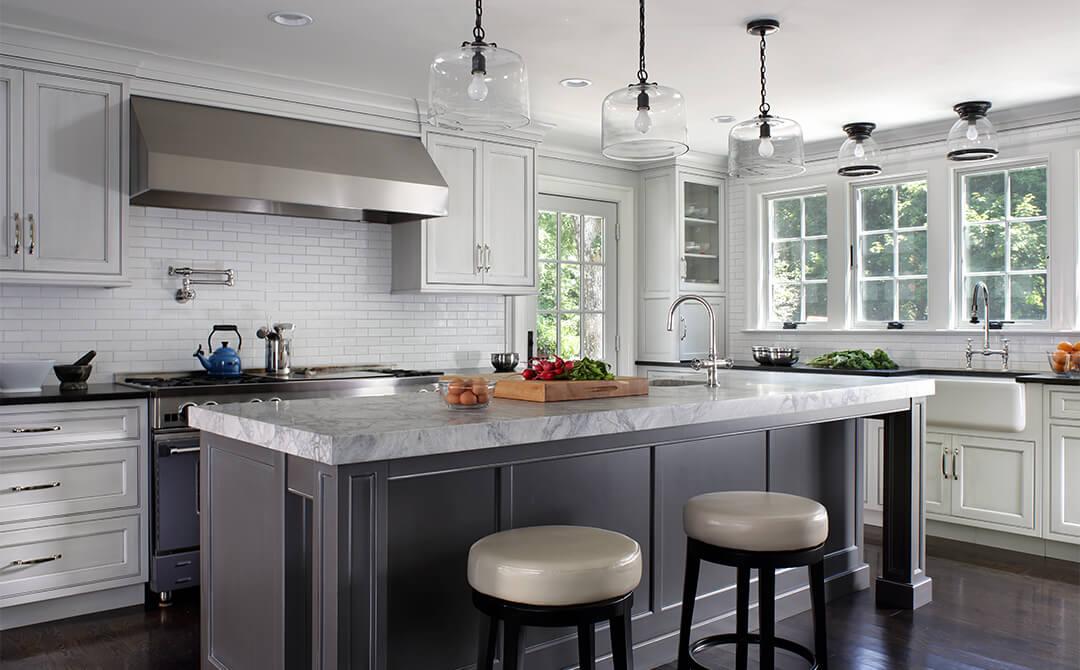 Plain & Fancy kitchen and bath design remodel