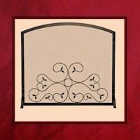 Single Panel Screens - Northshore Fireplace