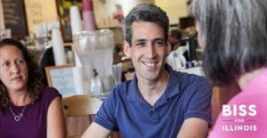 A Conversation with Daniel Biss about Illinois political system and reform. @ Northbrook Public Library