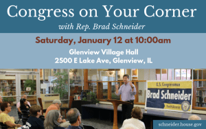 Congress on Your Corner - Glenview @ Glenview Village Hall | Glenview | Illinois | United States