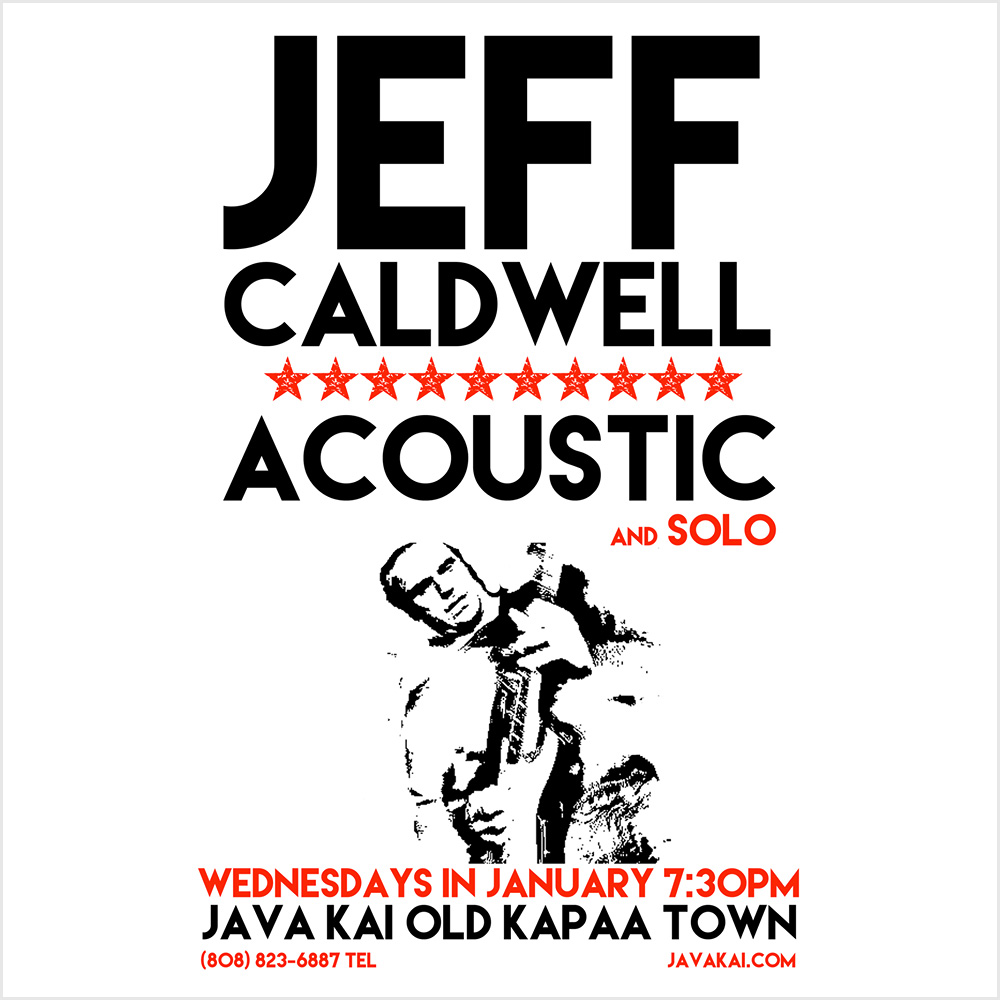 Jeff Caldwell Acoustic Solo