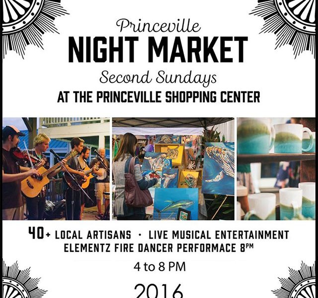 Princeville Night Market