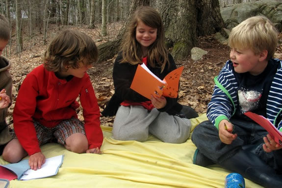 The proposed nature center will encourage learning by doing and responsibility