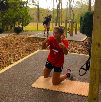 Humes Preserve Fitness Trail