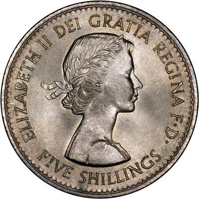 1960 Crown Elizabeth II