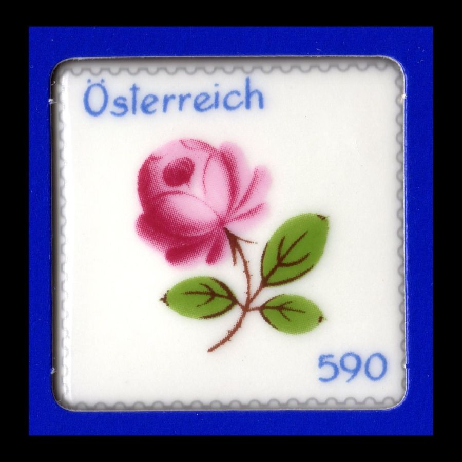 Austria Ceramic Stamp