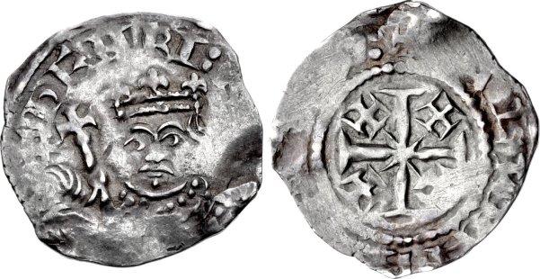 Henry II Tealby Penny