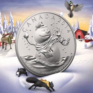 Christmas Snowman 2014