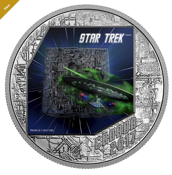 Star Trek™: The Borg - 1 oz. Pure Silver Coloured Coin (2017) - See more at: http://www.mint.ca/store/coins/coin-prod2930141?lang=en_CA#.WQWhvogrKCo