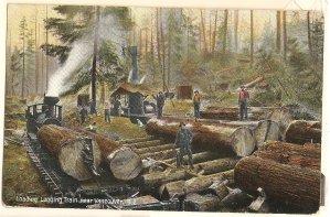 Wellburn BC Logging 1