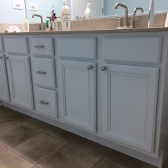 Kitchen Cabinet Restoration Chalk Board Refinishing 2 North Shore Painting