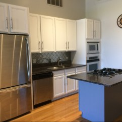 Kitchen Cabinet Restoration Materials Refinishing 2 North Shore Painting