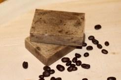 hazelnut coffee vanilla soap