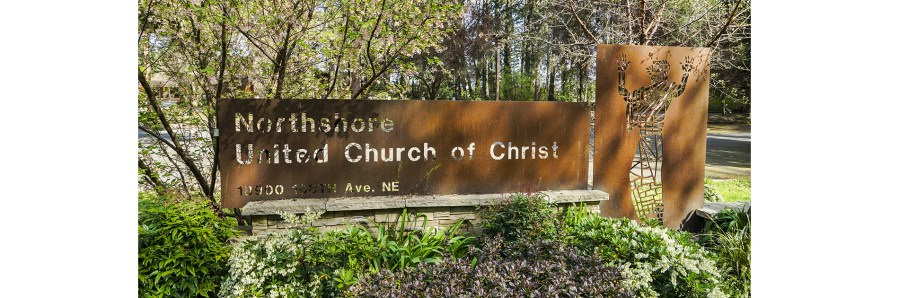 Northshore UCC sign
