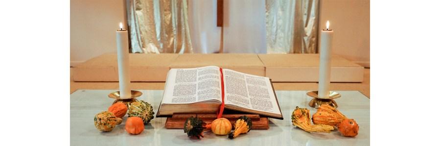 NOrthshore United Church of Christ autumn slider