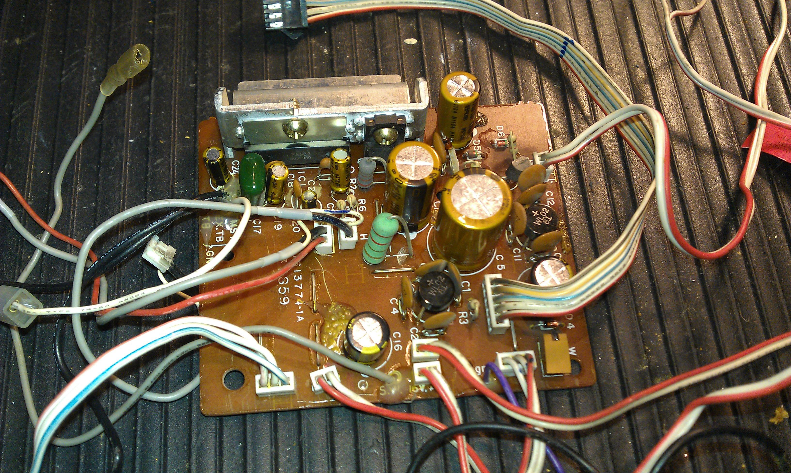 Headlight Wiring Diagram Furthermore Voltage Regulator Wiring