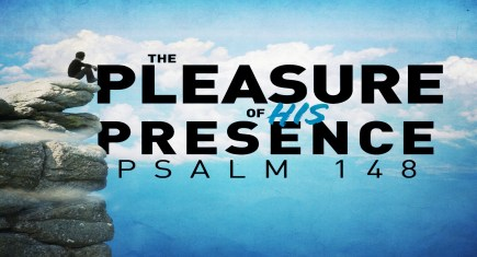 The Pleasure of His Presence