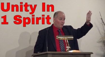 Unity in 1 Spirit