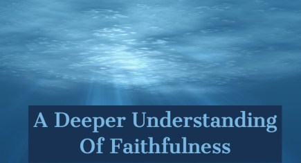 Watch Our 2018 Lectureship: A Deeper Understanding of Faithfulness