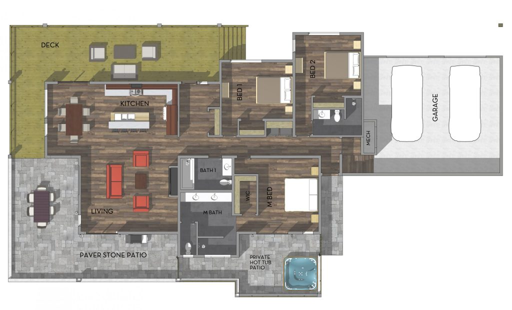 floorpan for Ascend 299