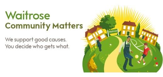 waitrose Community Matters logo