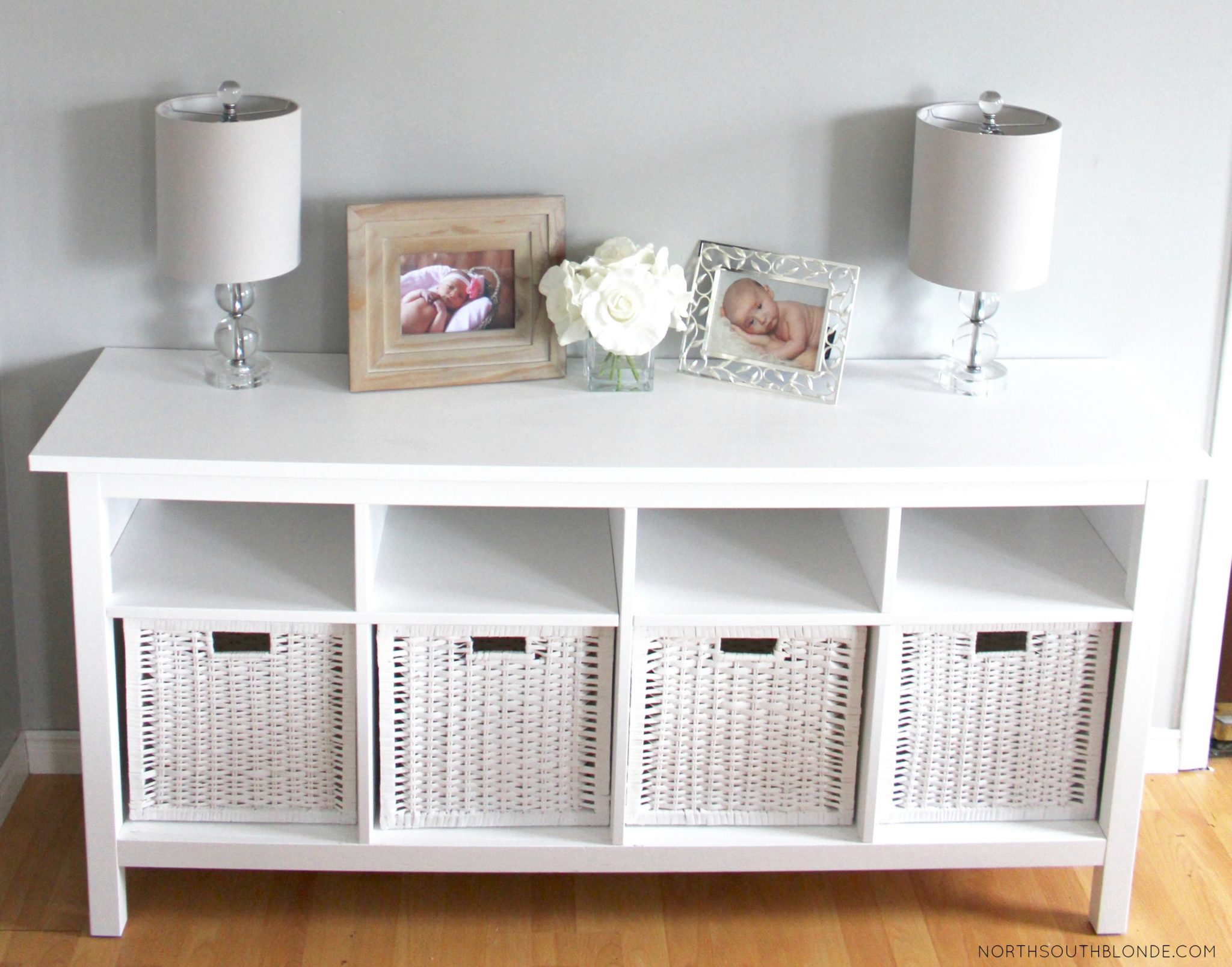 Furniture On A Budget - Ikea BRANÄS And Hemnes Sofa Table Review