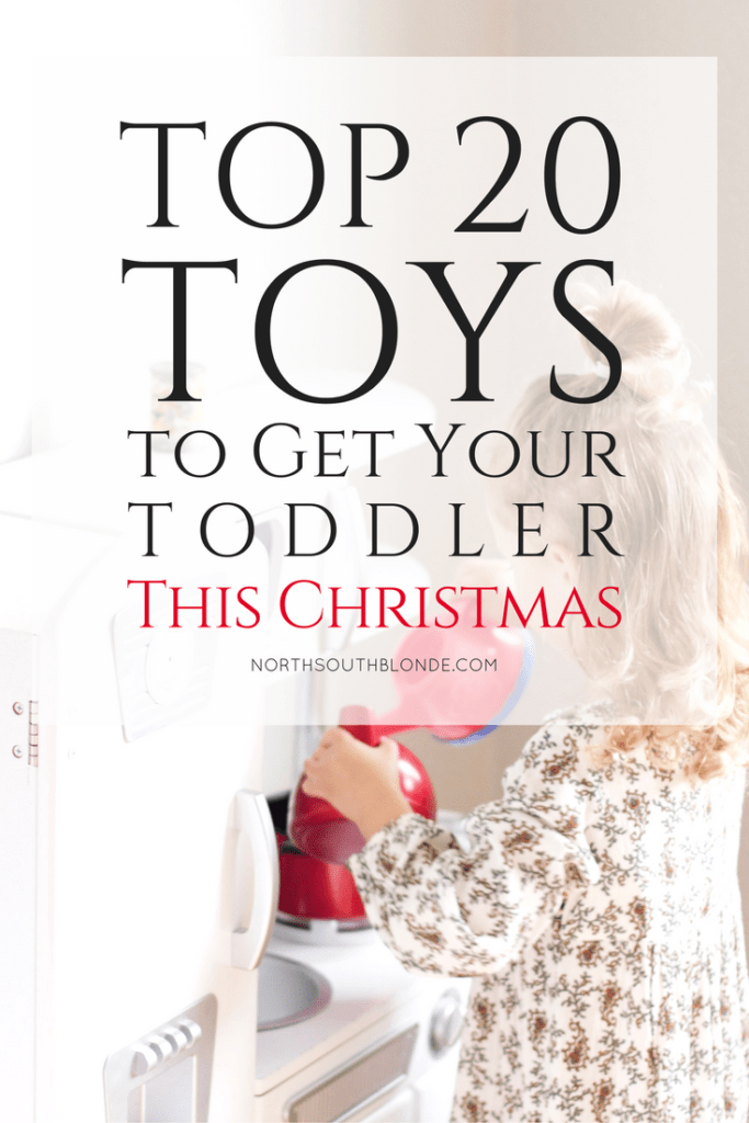 Top 20 Toys to Get Your Toddler This Christmas