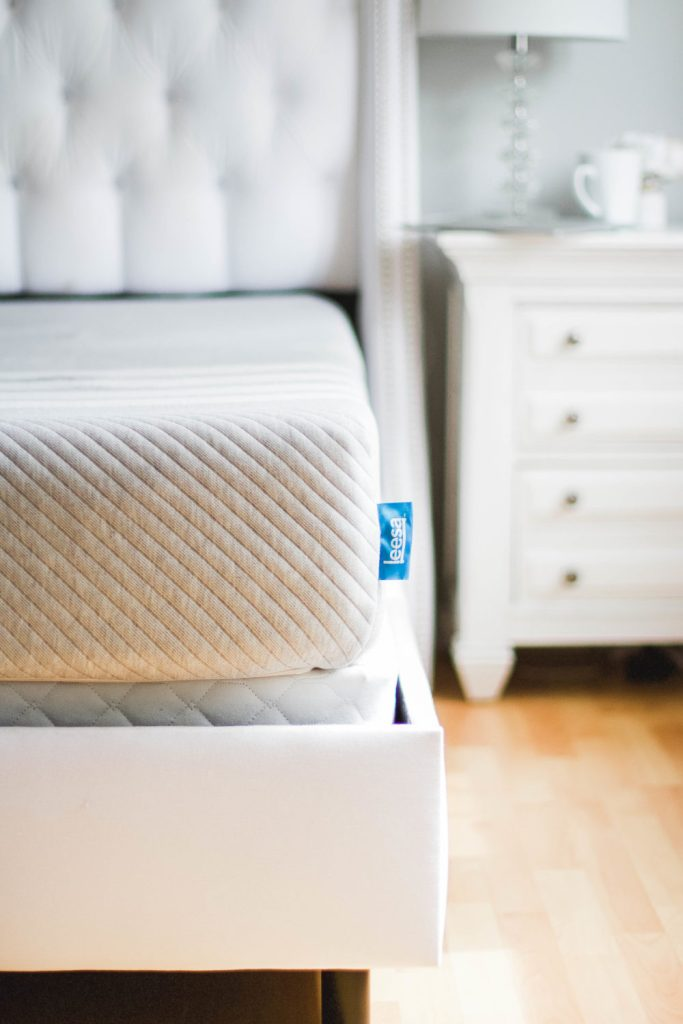Switching to an Affordable Memory Foam Mattress - Leesa Review