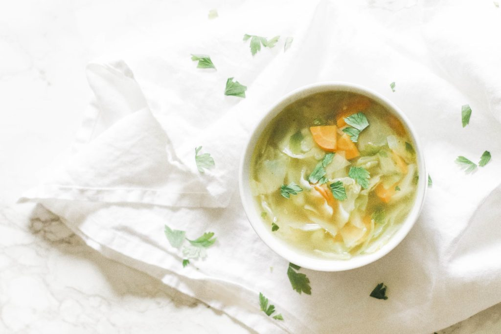 A cabbage soup that's simple, low carb, low calorie, and powerful for weight loss. Enjoy it's endless health benefits and watch the weight melt off. Detox soup | Superfood | Weight Loss | Lose Weight | Health | Fasting | Ketogenic | Keto | Dinner | Lunch | Diet | Soup Diet | Plant Based | Vegan | Vegetarian | Healthy | Easy | Quick | Fat Loss Recipe | Paleo | Whole 30 | Gluten-Free |