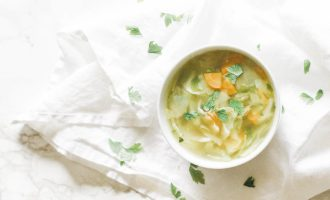 Fat Burning Cabbage Soup (GF, Keto, Paleo, Whole 30, and Vegan)