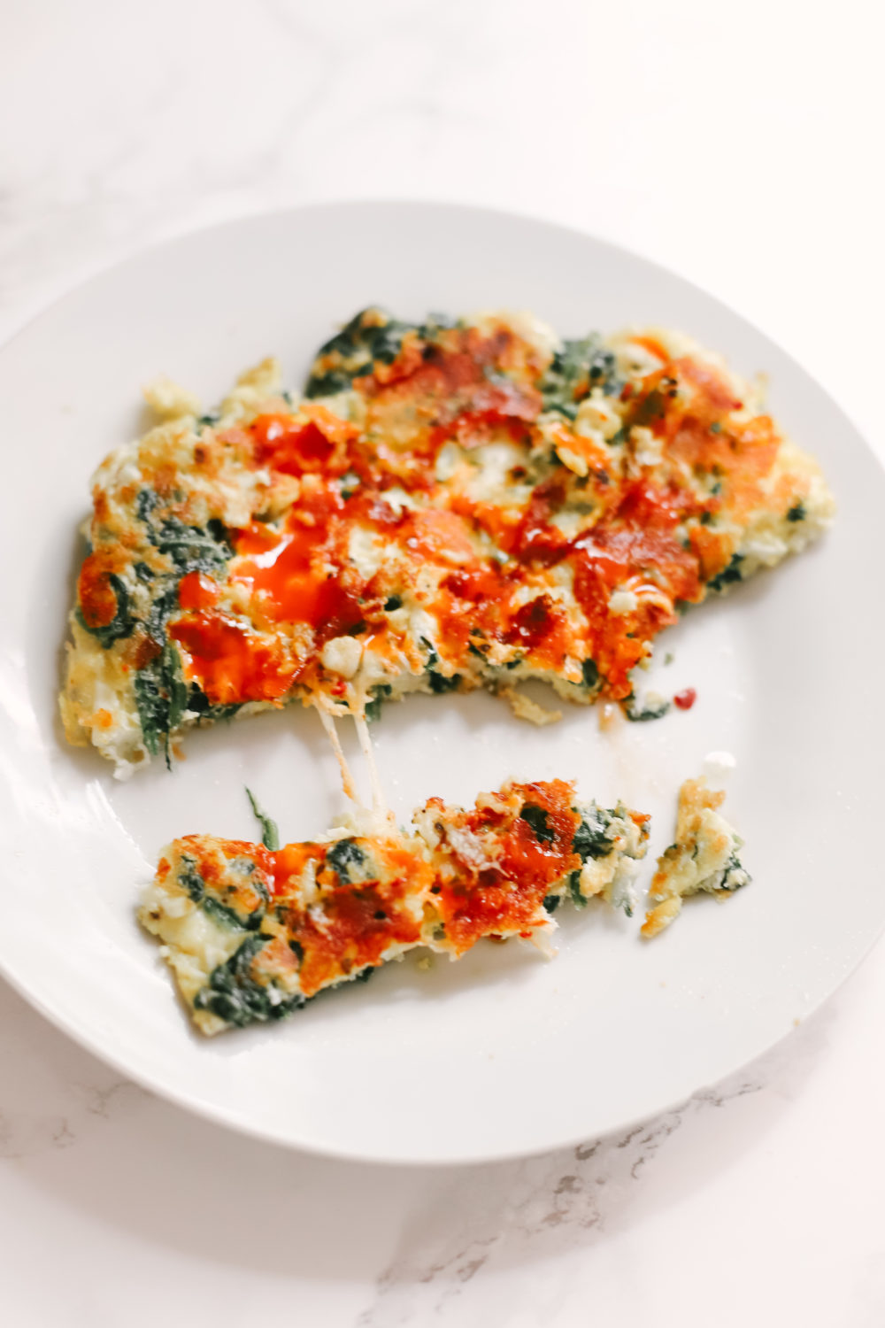 An egg frittata naturally low in carbs and keto friendly. A quick breakfast for every morning or after intermittent fasting, as it will aid in weight loss. Ketogenic   Fried Egg   Omelette   Spinach and Eggs   Spinach and Cheese   Breakfast   Brunch   Gluten-Free   Low carbs   Atkins   Easy   Weight Loss   Burn Fat   Healthy Recipes   Veggies  