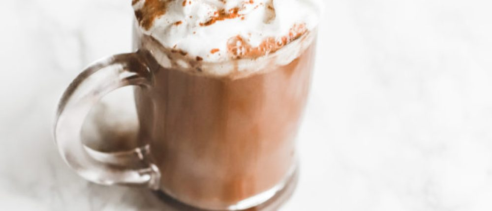 Healthy Slow Cooker Hot Chocolate (GF, Keto, Vegan, Paleo, Whole 30)