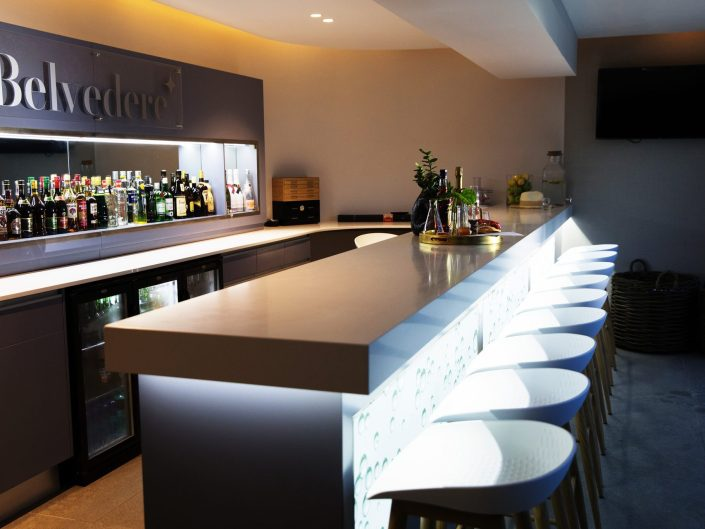 The North Star - Belvedere Bar