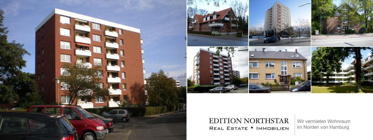 Wohnung frei ab 1. Februar 2017 in Henstedt-Ulzburg, Lindenstraße 91