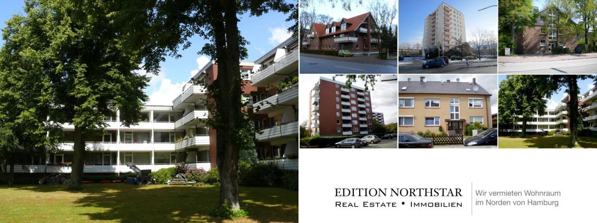 Wohnung frei in Norderstedt, Ulzburger Straße 264
