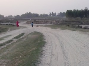 Mahendranagar, Malangwa Road