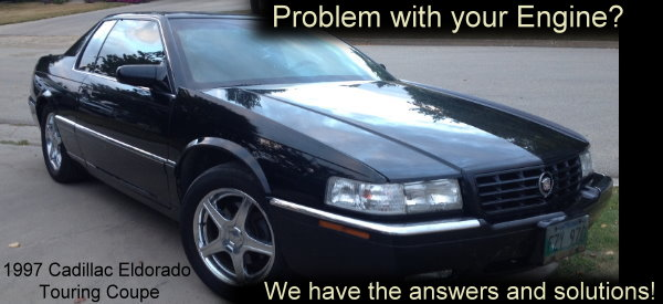 Cadillac Engine Repair