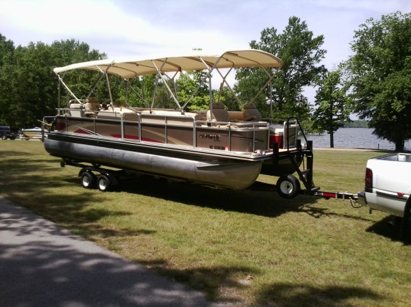 Pontoon Bimini Tops For Boats - Year of Clean Water