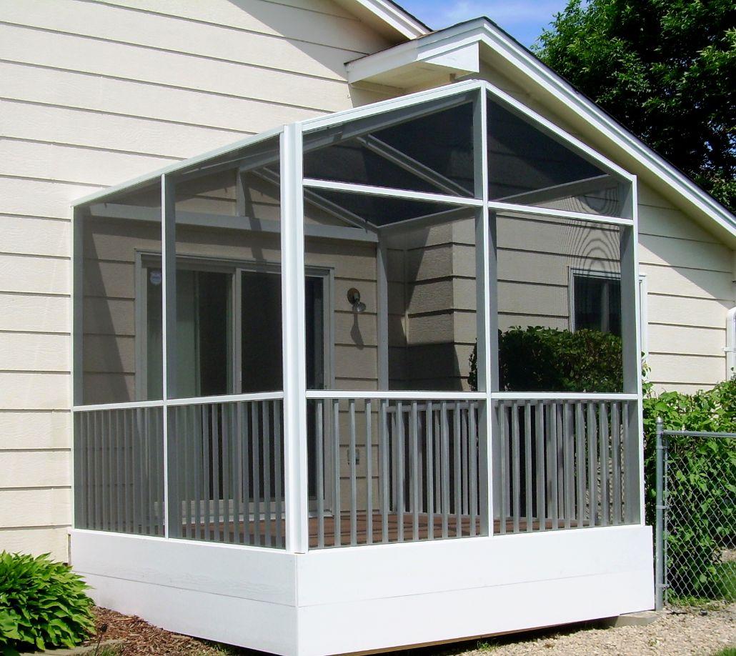 Screen Porch Enclosure Panels