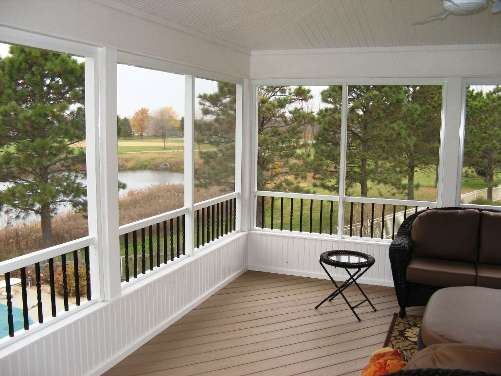 Back Porch Ideas Houses