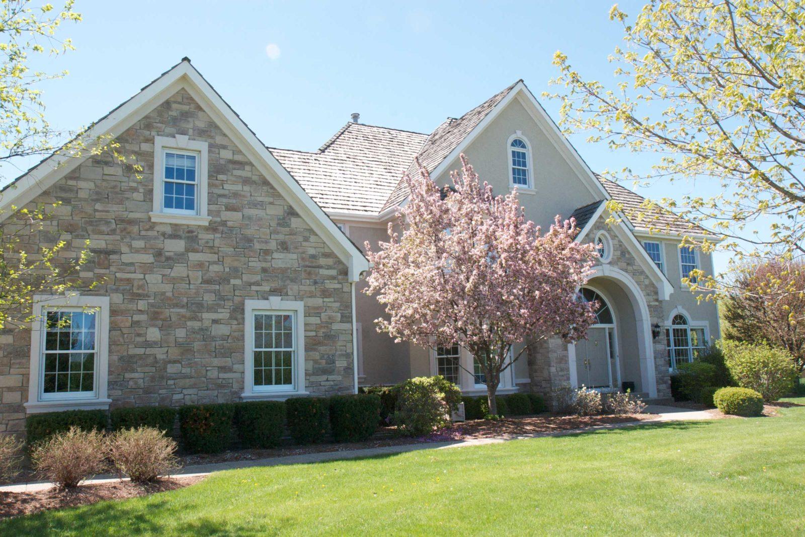 Exterior Stone Veneer Transform Your Home With Exterior