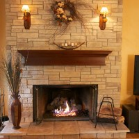 Stacked Stone Veneer For Fireplace - Best House Interior ...