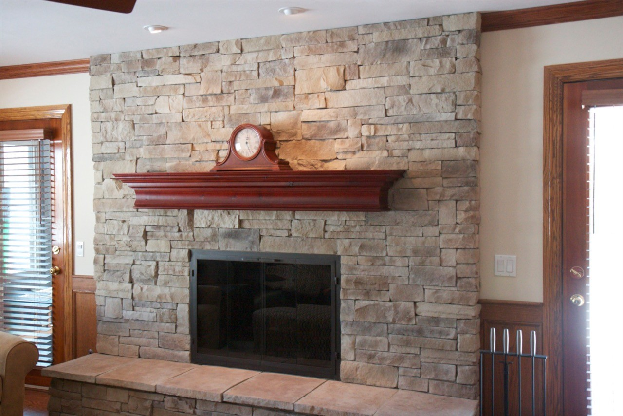 Stone Fireplace Archives