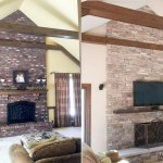 Warm Your Soul With A Stone Fireplace Remodel North Star Stone