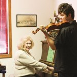 Can't We All Play in Tune? Violin Teacher Arlene Gattuso:  Changing The World One Note At A Time