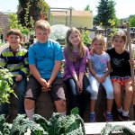Learning Blossoms In School Gardens Throughout the North State