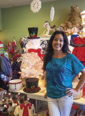 Owner Barbara Fleharty loves offering an array of quality toys at her Redding shop Sugarplumb Kids.