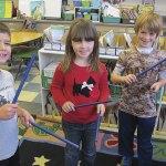 Reading & Rhythm – Local Elementary School Focuses on Arts Integration