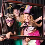 Capturing Birthday Memories  with a Photo Booth